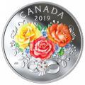 Rùže pro každou pøíležitost - støíbrná mince