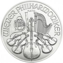 Philharmoniker 1 Unze Platin