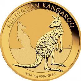 Kangaroo 1 Unze Gold 2020