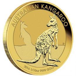 Kangaroo 1/10 Unze Gold