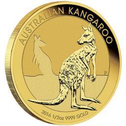 Kangaroo 1/2 Unze Gold