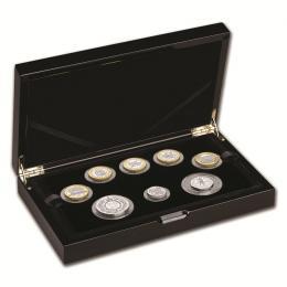 Sada 8 památných mincí z Velké Británie - poze 15 ks v nabídce