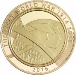 Armáda – 1/2uncová zlatá mince - pouze 10 ks v nabídce