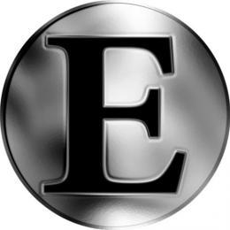 Eva - støíbrná medaile