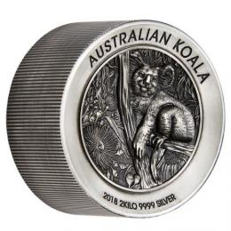Australská Koala antique finish 2 kg