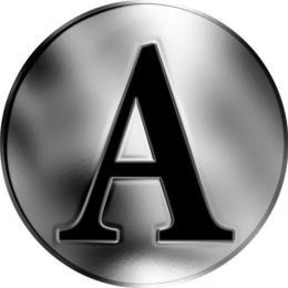 Anežka - støíbrná medaile 1OZ