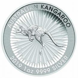 Kangaroo 1 Unze Silber