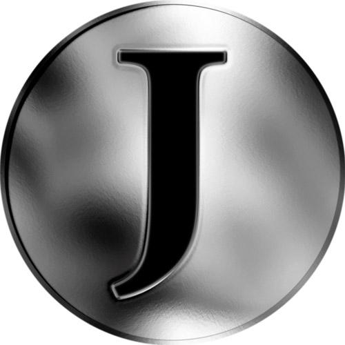 Jan - støíbrná medaile - zvìtšit obrázek