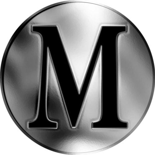 Martin støíbrná medaile - zvìtšit obrázek