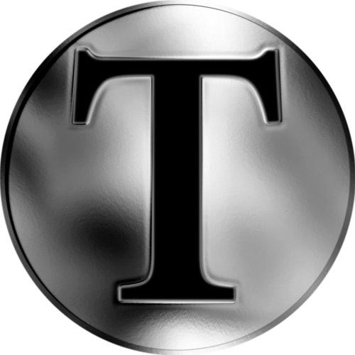 Tomáš - støíbrná medaile - zvìtšit obrázek