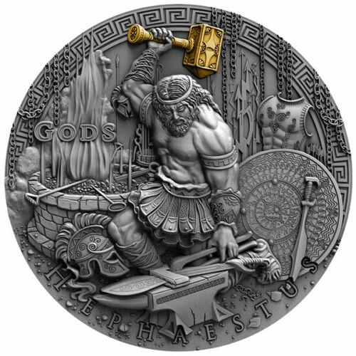 HEPHAESTUS - BÙH KOVÁØÙ , HEPHAESTUS GOD OF BLACKSMITHS GODS - zvìtšit obrázek